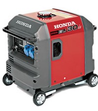 Rpc motogeneratori for Generatore honda usato