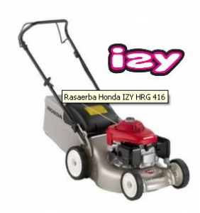 Rasaerba Honda Serie IZY Mod.HRG 416