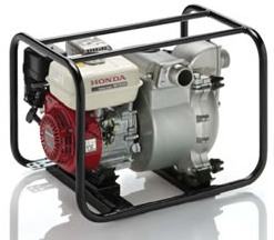 Motopompa Honda WB 30 XT