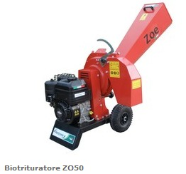 Biotrituratore AGRINOVA Mod.ZO50