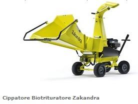 Biotrituratore AGRINOVA Mod.Zakandra