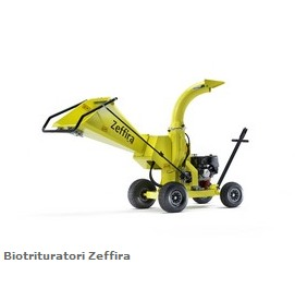 Biotrituratore AGRINOVA Mod.ZEFFIRA