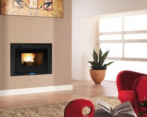 Inserto a pellet Extraflame Mod.Comfort P70H49