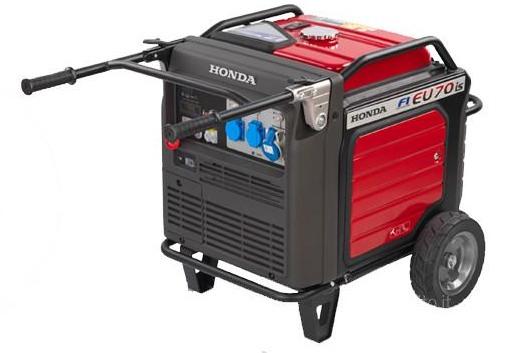 Generatore Honda EU70 i