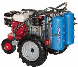 Compressore semovente Serie TR-C