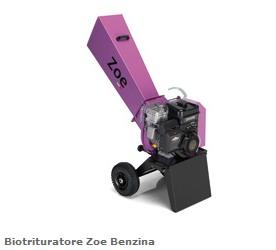 Biotrituratore AGRINOVA Mod.Zoe Benzina